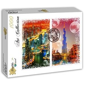 """Grafika (T-00238) - """"Dubai"""" - 1000 piezas"""