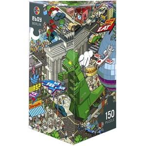 "Heye (29480) - eBoy: ""Berlin"" - 150 piezas"