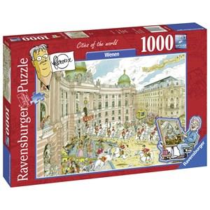 """Ravensburger (19788) - """"Vienna"""" - 1000 piezas"""