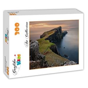 """Grafika Kids (00630) - """"Skye Island, Scotland"""" - 300 piezas"""