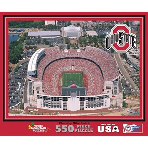 "White Mountain (501) - ""Ohio State Stadium, USA"" - 550 piezas"