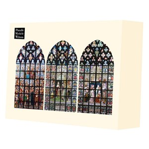 "Puzzle Michele Wilson (A543-2500) - ""Cathedral of Our Lady"" - 2500 piezas"