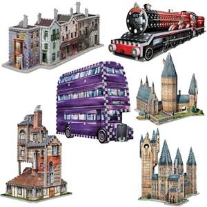 "Wrebbit (Wrebbit-Set-Harry-Potter-2) - ""Harry Potter Set"" - 3330 piezas"