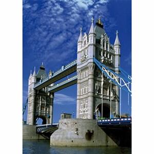 """D-Toys (50328-AB16) - """"Tower Bridge, London"""" - 500 piezas"""