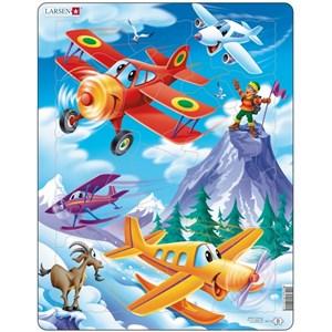"""Larsen (US12) - """"Funny Planes"""" - 20 piezas"""