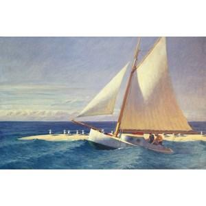 """Puzzle Michele Wilson (A278-350) - Edward Hopper: """"The Sailboat"""" - 350 piezas"""