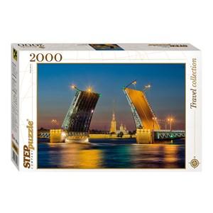"Step Puzzle (84026) - ""St. Petersburg"" - 2000 piezas"