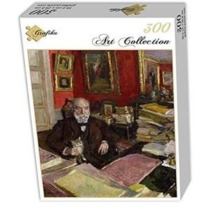 """Grafika (01806) - Edouard Vuillard: """"Théodore Duret, 1912"""" - 300 piezas"""