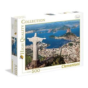 "Clementoni (35032) - ""Rio de Janeiro"" - 500 piezas"