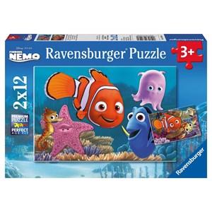 "Ravensburger (07556) - ""Nemo"" - 12 piezas"