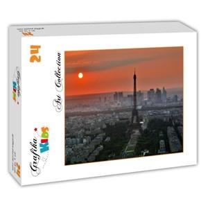 """Grafika Kids (00502) - """"Paris, France"""" - 24 piezas"""