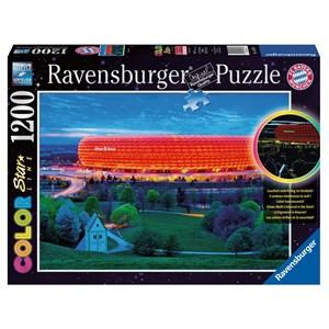 "Ravensburger (16187) - ""Allianz Arena"" - 1200 piezas"