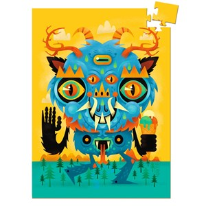 "Djeco (07673) - ""The Monster"" - 60 piezas"