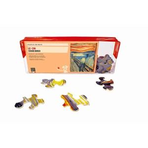 "Puzzle Michele Wilson (W053-24) - Edvard Munch: ""The Scream"" - 24 piezas"