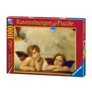 "Ravensburger (15544) - Raphael: ""Cherubs"" - 1000 piezas"