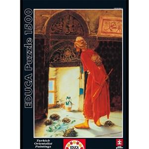 "Educa (12986) - Osman Hamdi Bey: ""Turtle Trainer"" - 1500 piezas"