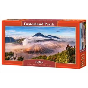 "Castorland (B-060214) - ""Bromo Volcano, Indonesia"" - 600 piezas"