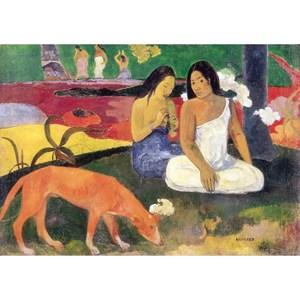 """Puzzle Michele Wilson (W447-12) - Paul Gauguin: """"Arearea"""" - 12 piezas"""
