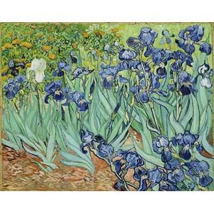 """Piatnik (5331) - Vincent van Gogh: """"Iris"""" - 1000 piezas"""