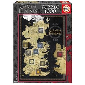 """Educa (17113) - """"Game of Thrones"""" - 1000 piezas"""
