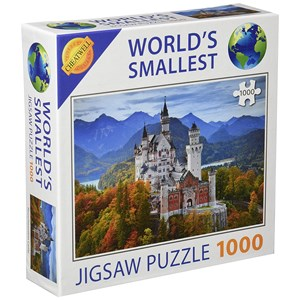 "Cheatwell Games (13930) - ""Neuschwanstein Castle"" - 1000 piezas"