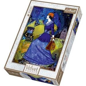 "Trefl (10507) - Helena Lam: ""A stroll in Paris"" - 1000 piezas"