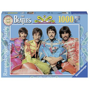 "Ravensburger (19750) - ""Beatles: Sgt. Pepper"" - 1000 piezas"