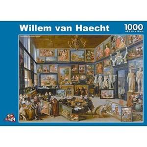 "PuzzelMan (05063) - Willem van Haecht: ""The Art Gallery"" - 1000 piezas"