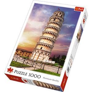 """Trefl (10441) - """"Torre de Pisa"""" - 1000 piezas"""
