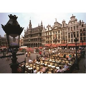 "PuzzelMan (407) - ""Belgium, Bruxelles"" - 1000 piezas"