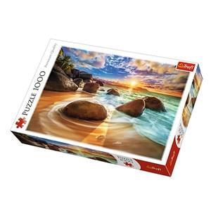 "Trefl (10461) - ""Samudra Beach, India"" - 1000 piezas"