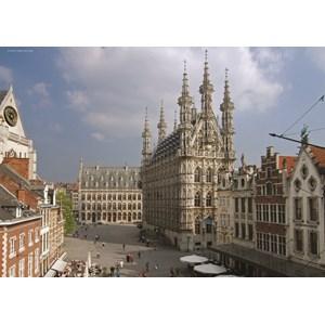 "PuzzelMan (409) - ""Belgium, Louvain"" - 1000 piezas"