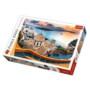 """Trefl (10445) - """"Santorini"""" - 1000 piezas"""