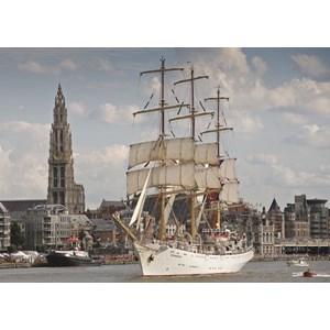 "PuzzelMan (405) - ""Belgium, Antwerp"" - 1000 piezas"