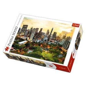 "Trefl (33060) - ""Sunset in Bangkok"" - 3000 piezas"