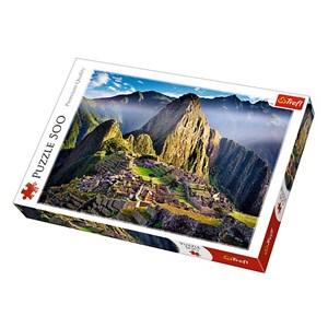 "Trefl (37260) - ""Historic Sanctuary of Machu Picchu"" - 500 piezas"