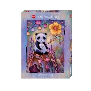 """Heye (29803) - Jeremiah Ketner: """"Panda Naps"""" - 1000 piezas"""