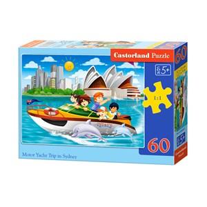 "Castorland (B-066025) - ""Sydney"" - 60 piezas"