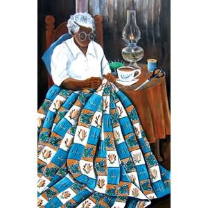 "SunsOut (46857) - Annie Lee: ""Gramma's Hands"" - 1000 piezas"