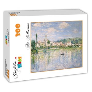 "Grafika Kids (00461) - Claude Monet: ""Vétheuil in Summer, 1880"" - 300 piezas"