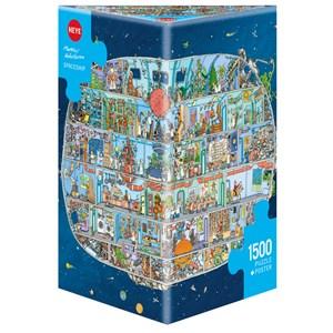 """Heye (29841) - Mattias Adolfsson: """"Spaceship"""" - 1500 piezas"""