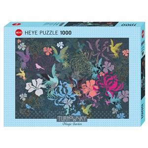 "Heye (29822) - Turnowsky: ""Birds & Flowers"" - 1000 piezas"