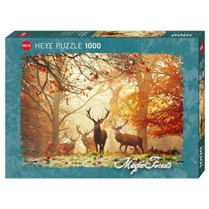 """Heye (29805) - Alex Aberi: """"Stags"""" - 1000 piezas"""