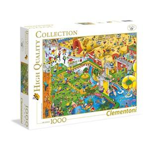 """Clementoni (39314) - Steve Skelton: """"Complez Sports"""" - 1000 piezas"""