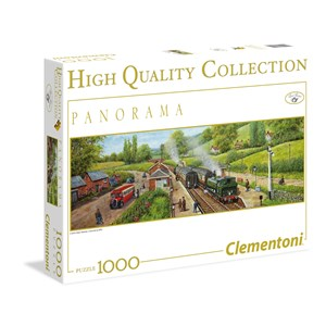 """Clementoni (39324) - Peter Webster: """"Towards Dartmoor"""" - 1000 piezas"""