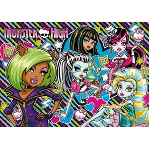 "Clementoni (27816) - ""Monster High, Girls"" - 104 piezas"