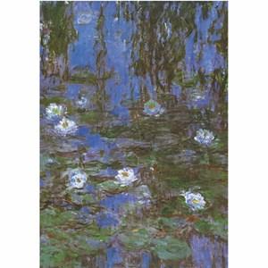 """D-Toys (67548-CM06) - Claude Monet: """"Water Lilies"""" - 1000 piezas"""
