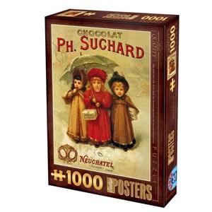 "D-Toys (67555-VP04) - ""Ph. Suchard Chocolates"" - 1000 piezas"