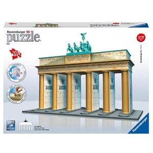 """Ravensburger (12551) - """"Brandenburg Gate, Berlin"""" - 324 piezas"""