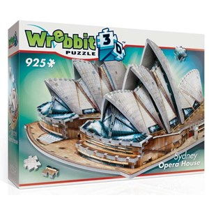 "Wrebbit (W3D-2006) - ""Sydney Opera House"" - 925 piezas"